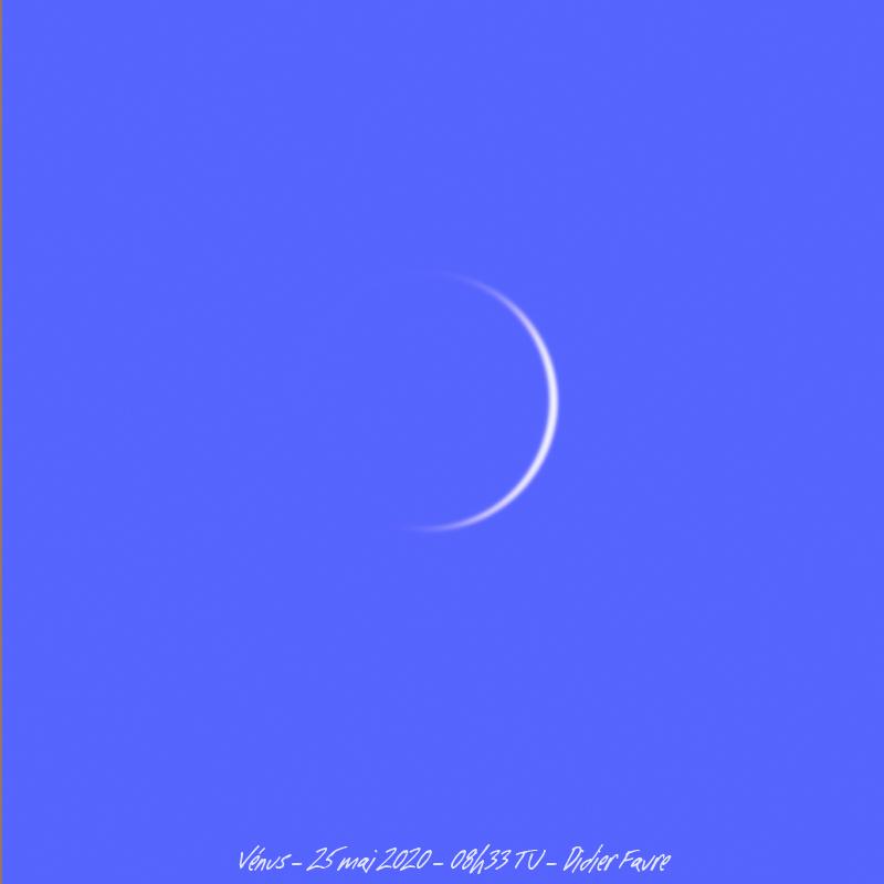 25 mai 2020 - 08h33 TU Venus
