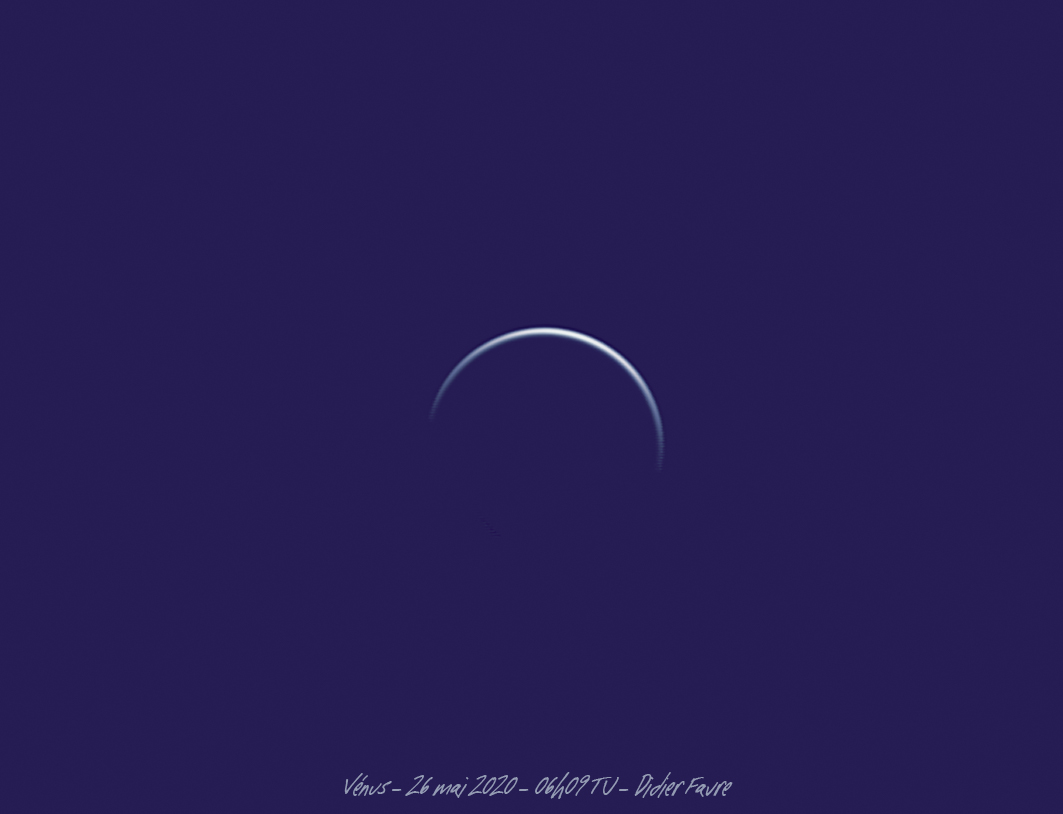 26 mai 2020 - 06h09 TU Venus