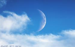 28 avril 2020 - Lune