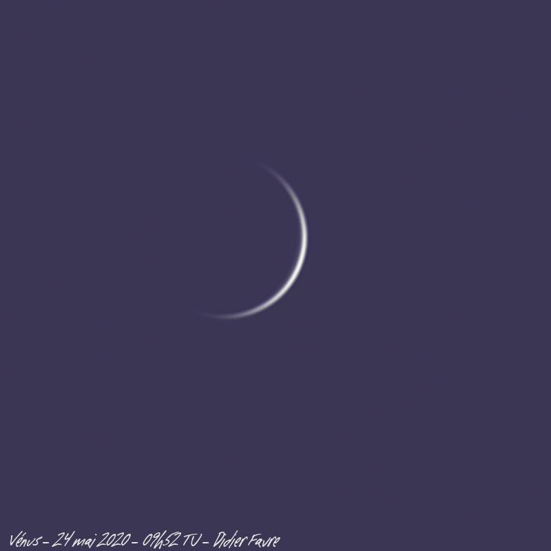 24 mai 2020 - 09h52 TU Venus