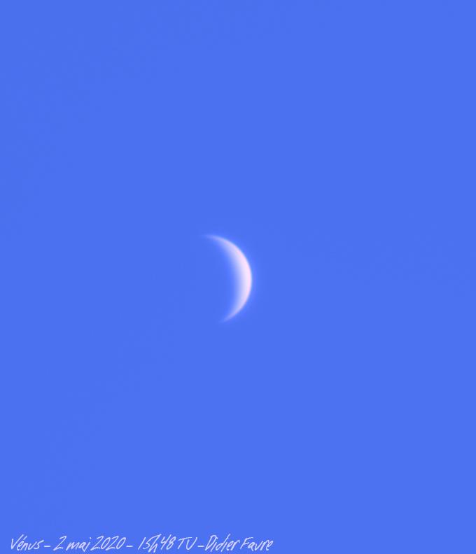 02 mai 2020 - Venus