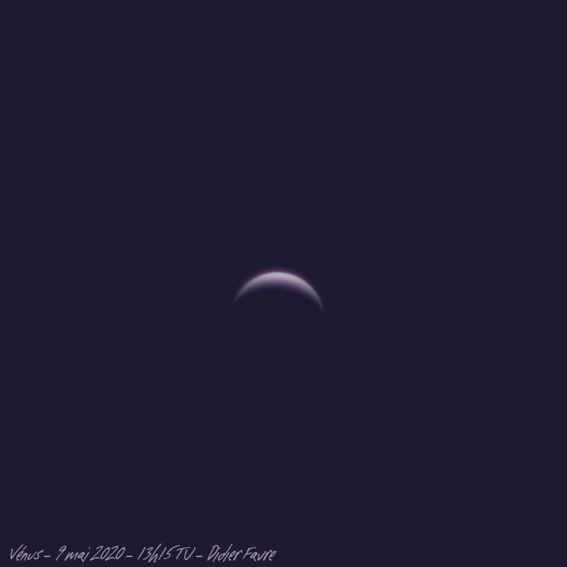 09 mai 2020 - Venus