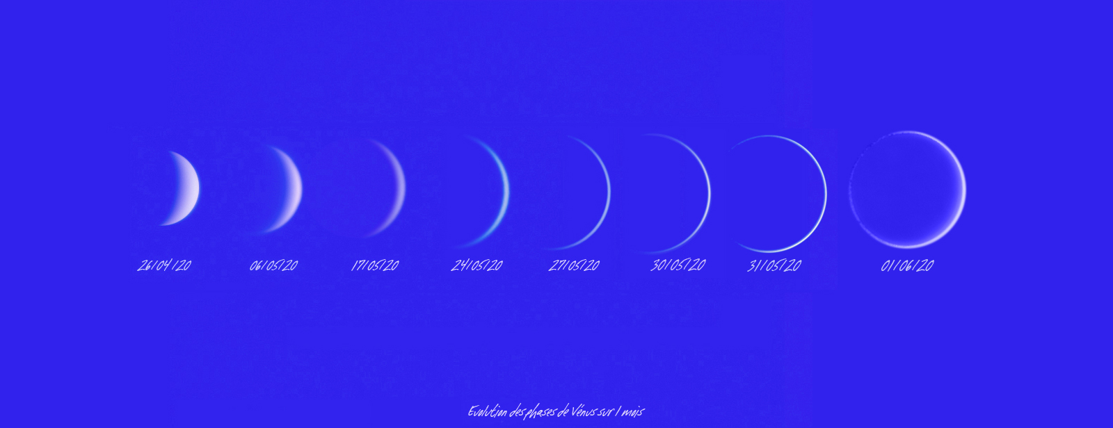 26 avril - 1er juin 2020 - Venus