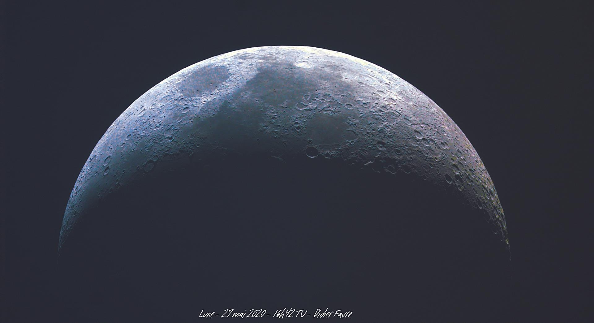 27 mai 2020 - 16h42 TU - Lune  WEB