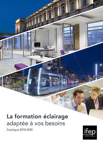 Catalogue IFEP formation éclairage