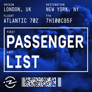 Passenger List is a gripping new eight-part thriller podcast produced by PRX's Radiotopia