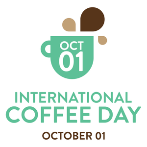 International Coffee Day is an annual celebration of one of our favourite hot beverages, taking place on Tuesday 1 October 2019