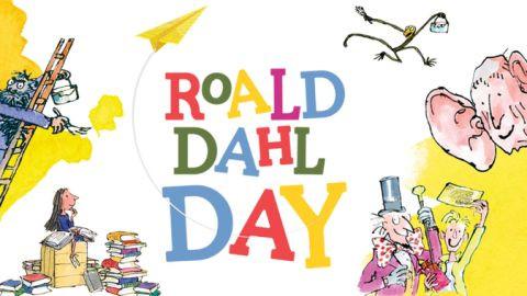 14 September is Roald Dahl Day and the Roald Dahl Museum has a range of family activities planned