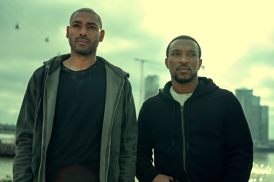 Gritty gangland drama Top Boy returns to our screens with a new 10-part Netflix exclusive