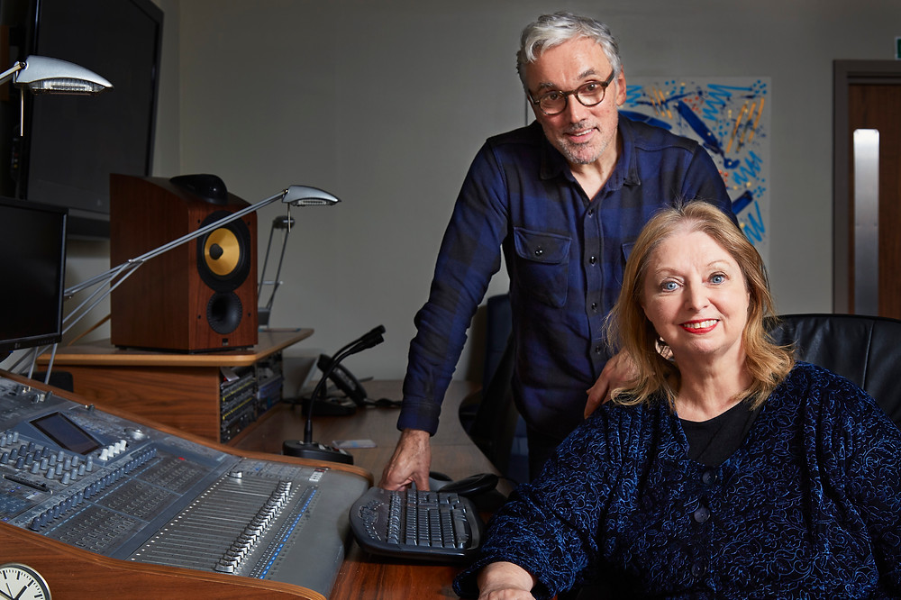 Hilary Mantel joins Ben Miles in the studio as he narrates the Wolf Hall trilogy audiobooks