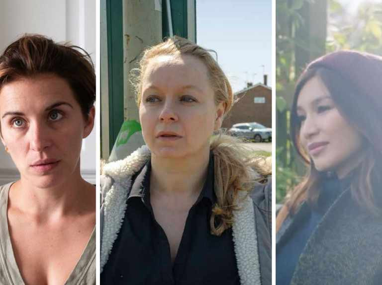 Famous actresses star in Channel 4's latest drama I Am...