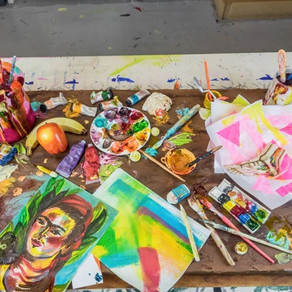 News: Eat Your Art Out