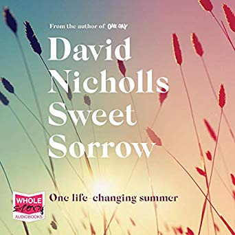 The new audiobook, Sweet Sorrow by David Nicholls, narrated by Years and Years star Rory Kinnear is out now