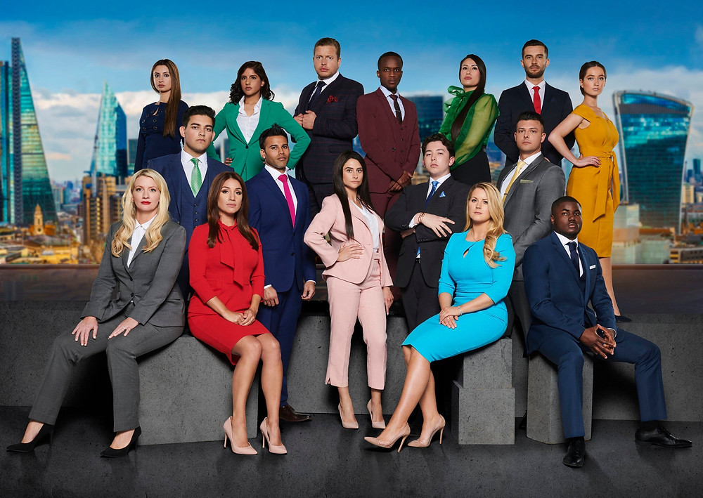 This week The Apprentice returns to BBC1 for another series as candidates battle it out to be Lord Sugar's business partner