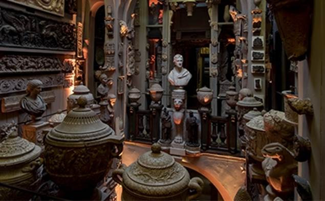 The Sir John Soane's Museum opens this Friday for a very special museum late