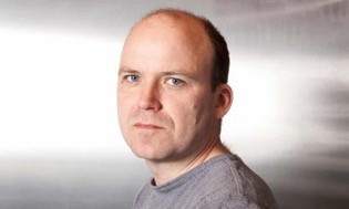 Rory Kinnear is the audiobook narrator for David Nicholl's Sweet Sorry, published by W.F. Howes