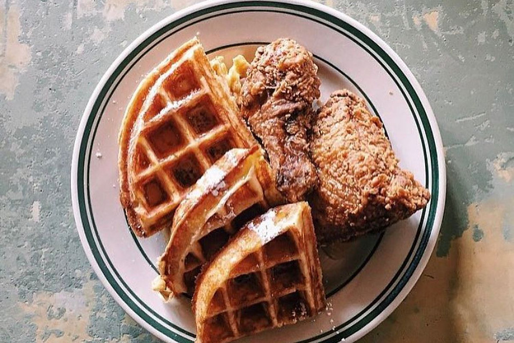 New authentic American chicken and waffle restaurant Sweet Chick comes to London soon