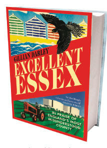 Gillian Darley's new book Excellent Essex is a new stereotype-busting biography on the nation's most misunderstood county