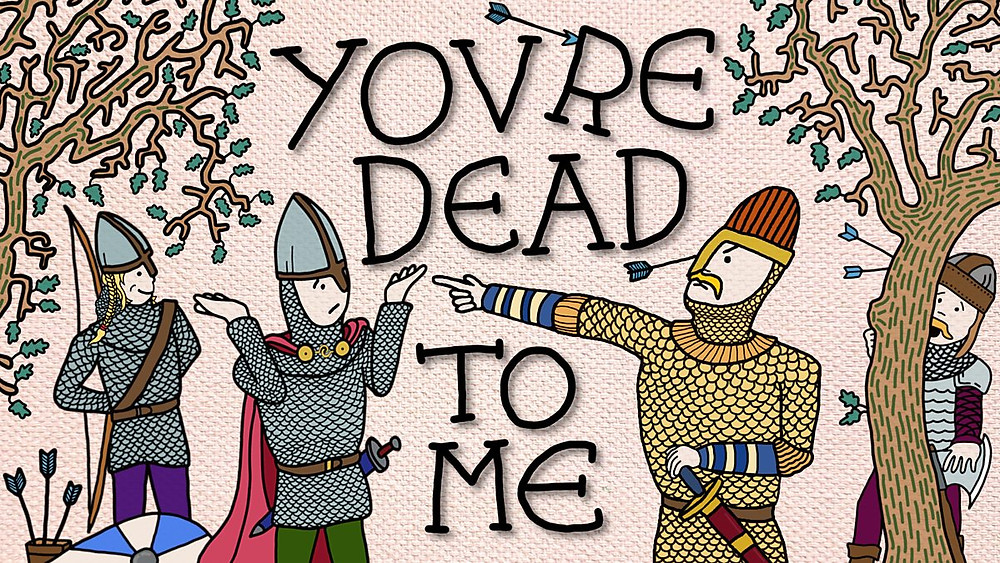 The You're Dead To Me podcast, hosted by celebrity historian Greg Jenner, is both highly informative and funny
