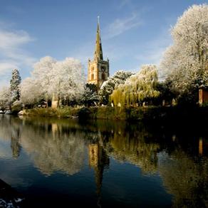 News: Bill Bryson warns of winter impact on historic churches