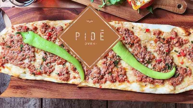 Pide Oven