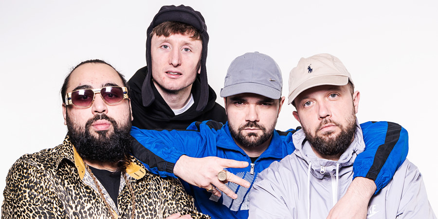 The People Just Do Nothing crew are back with the new launch of the Kurupt FM podcast