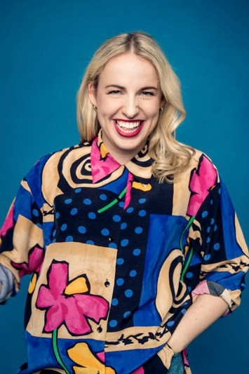 Comedian Anneka Harry will launch her new book Gender Rebels this November, published by W.F. Howes