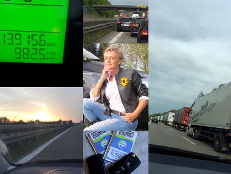 """"""" Du spinnst doch!"""" - Der Autobahnblues"""