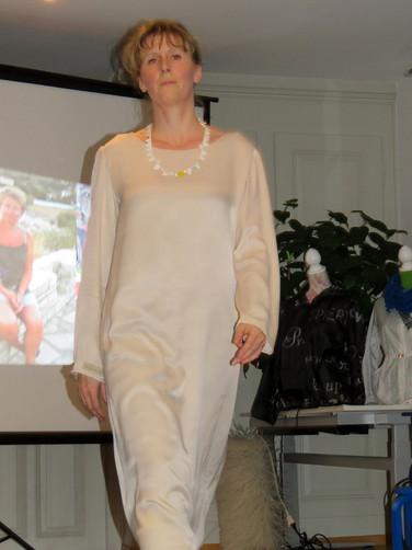 Kleid Afrika Modeevent Münsingen