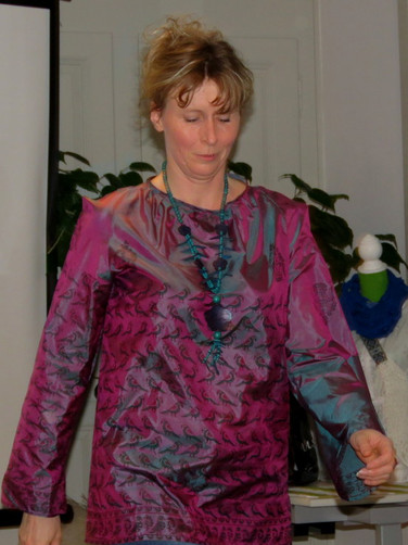 Bluse Modeevent Münsingen