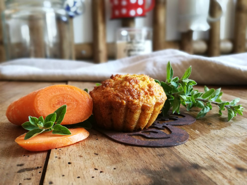 Muffins süss/salzig