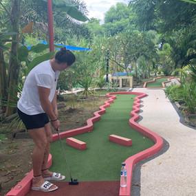Mini Golf & Golf
