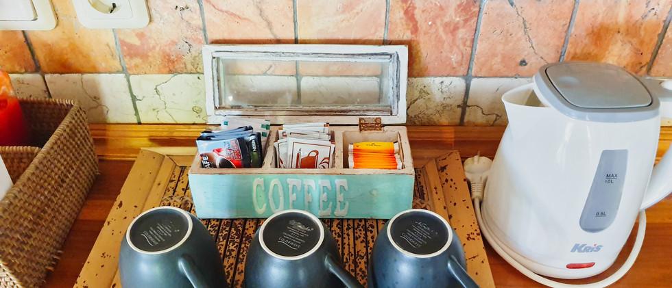 Villa Coffee Cups