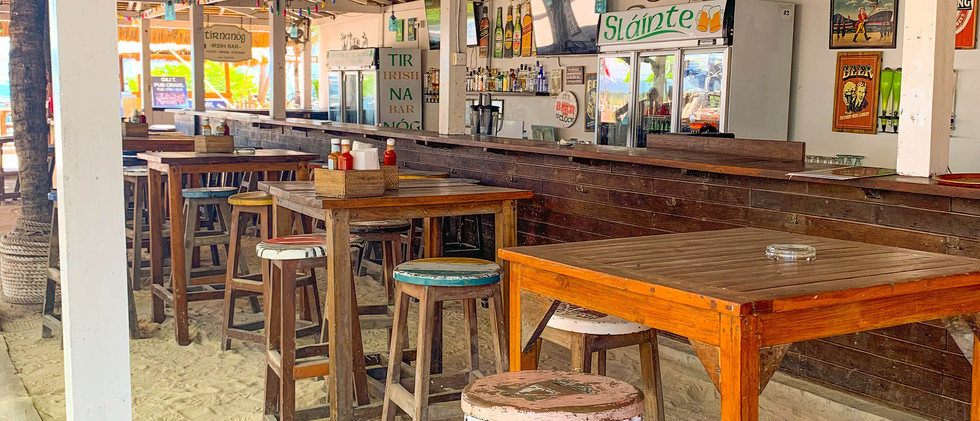 The Irish Bar
