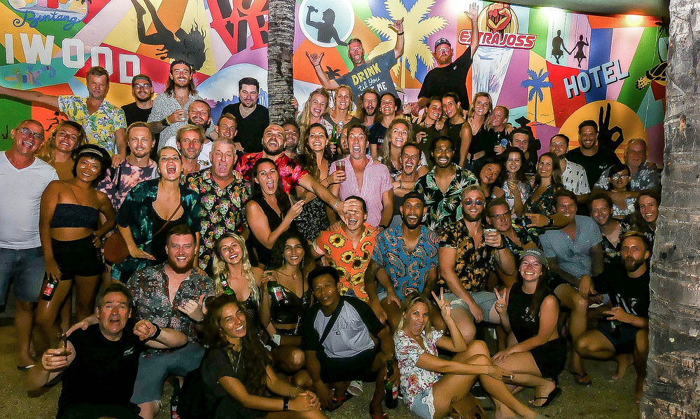 The expat community on Gili T is a collection of people who care about the environment and know how to have a good time.