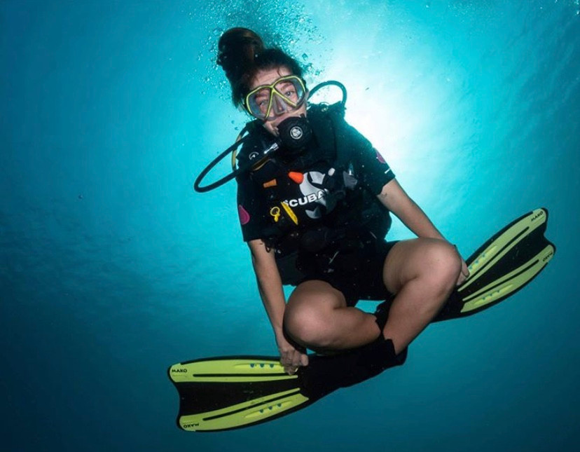 The Gili Islands have some of the most vibrant reefs and sea life in the world. Stay below the waves longer to enjoy the views when you scuba dive.