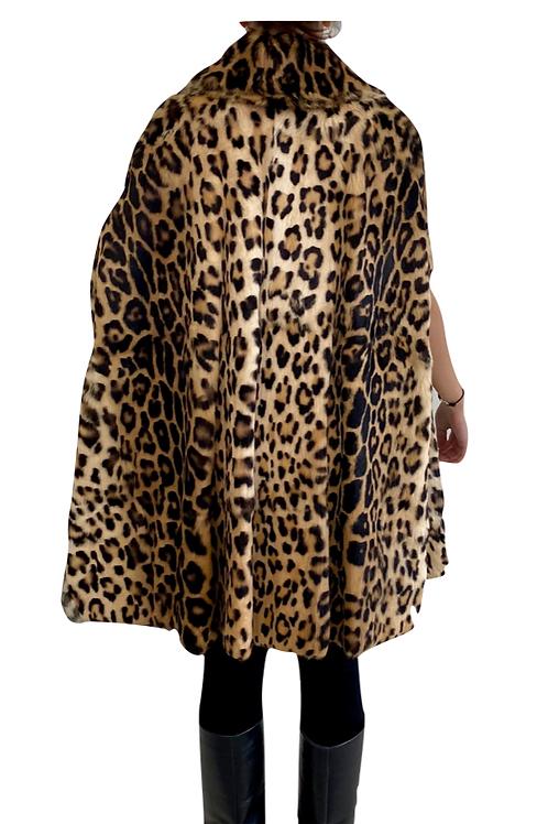 Lapin Fur Mantle