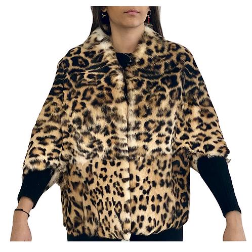 Short Leopard Fur