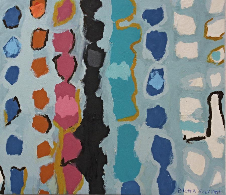 Brett Garrett, Colors in the Sky
