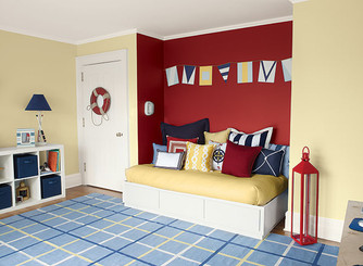 Inspirational Colors for Your Kid's Room