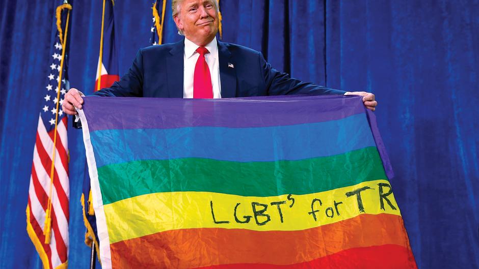 Opinion: Donald Trump's administration is anti-LGBTQ