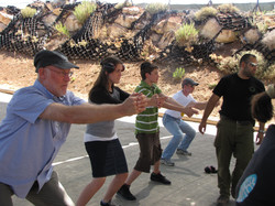 Israel family activity