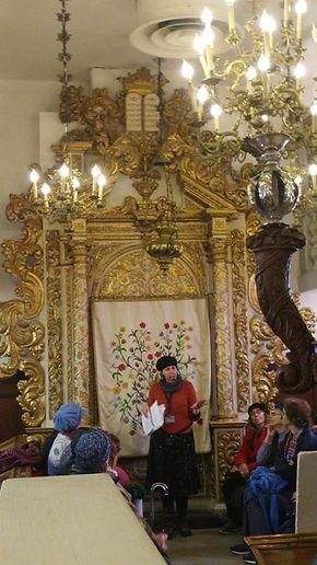 Shulie Mishkin guide Jerusalem