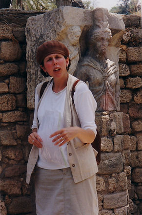 Shulie Mishkin Israel tour guide