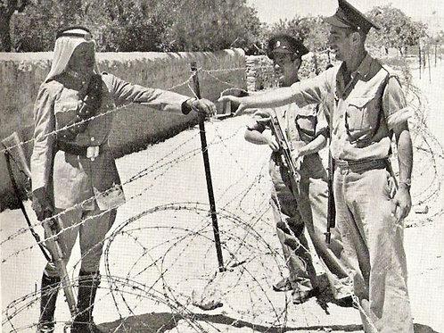 May 3 Divided and Reunited Jerusalem