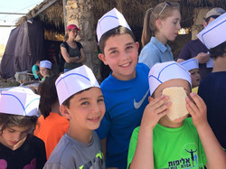 Israel kids activity