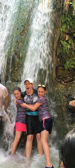 Ein Gedi Israel with kids