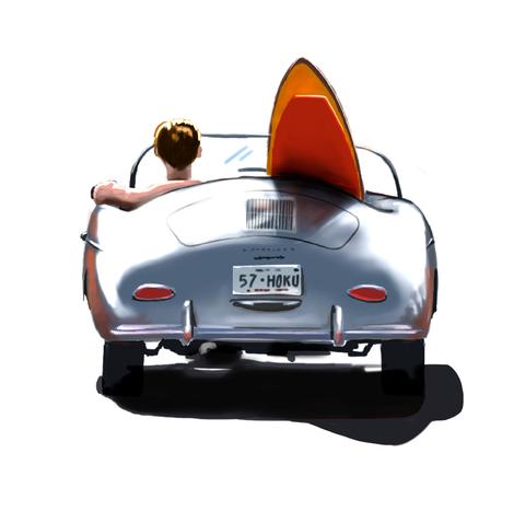 Drive & Surf