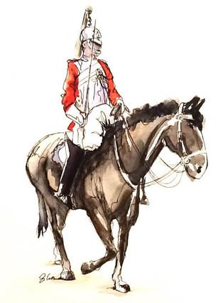 The Royal Horseguard