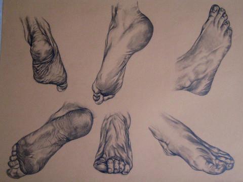 Estudio de pies